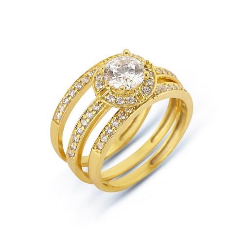Altın  Evlilik Yüzüğü