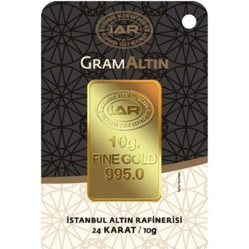 10 Gram 24 Ayar Altın-İAR